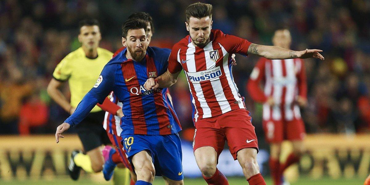 Barcelona vs. Atlético de Madrid: la Liga española en juego