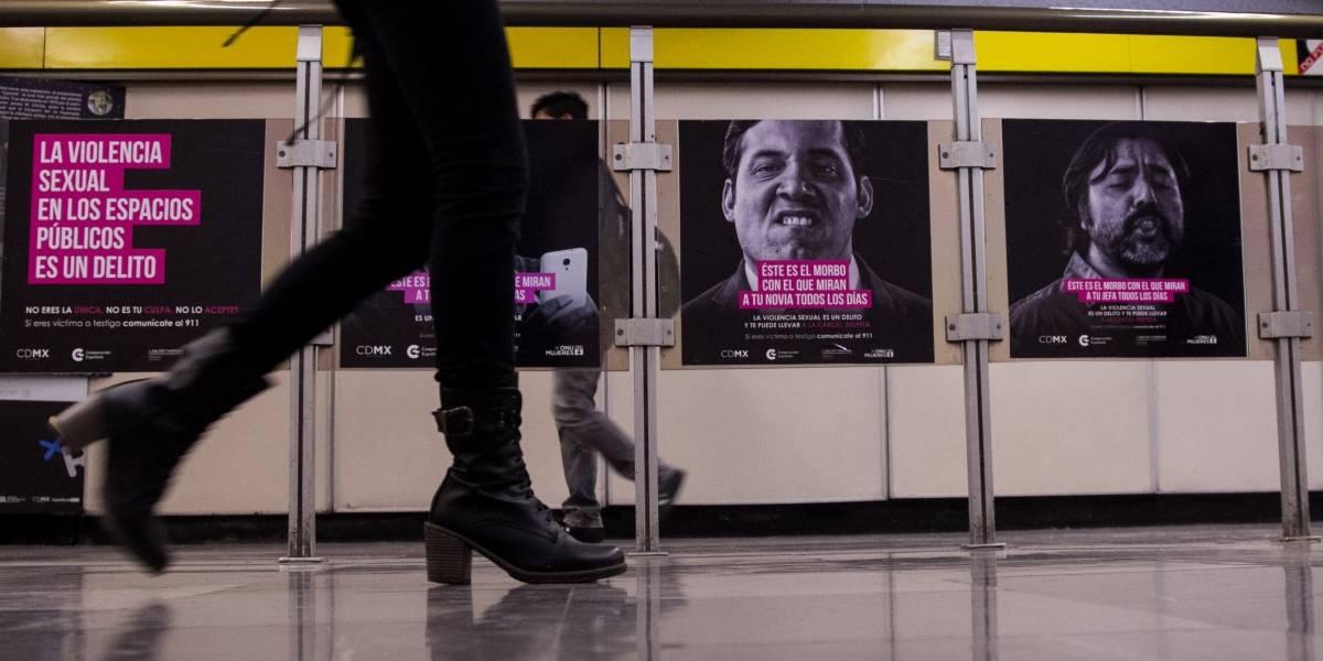 Detenido por acoso sexual en el Metro ya tenía antecedentes penales