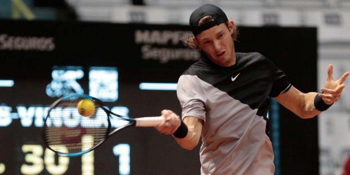 Así vivimos el triunfazo de Jarry ante Zeballos que es finalista del ATP 250 de Sao Paulo