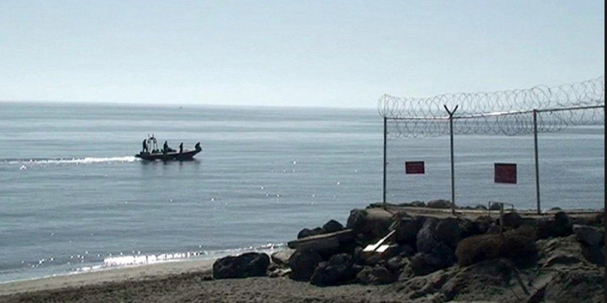 Mueren dos migrantes tratando de llegar nadando a España
