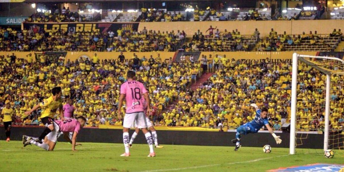 Matías Oyola asume la responsabilidad de no conseguir los tres puntos contra Independiente del Valle
