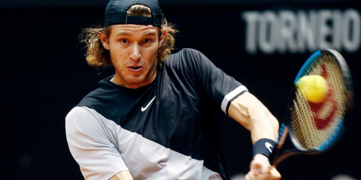 Histórico: Nicolás Jarry es el primer chileno en una final ATP en nueve años