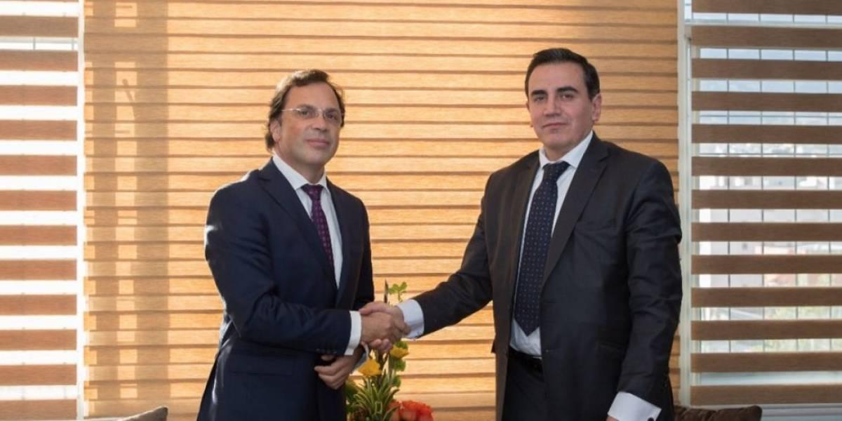 Argentina busca dejar atrás bache diplomático y afianzar relación con Ecuador