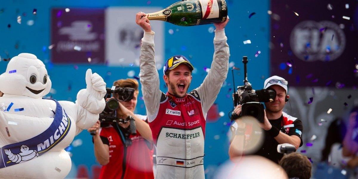 Daniel Abt se corona en el EPrix de México de la Fórmula E