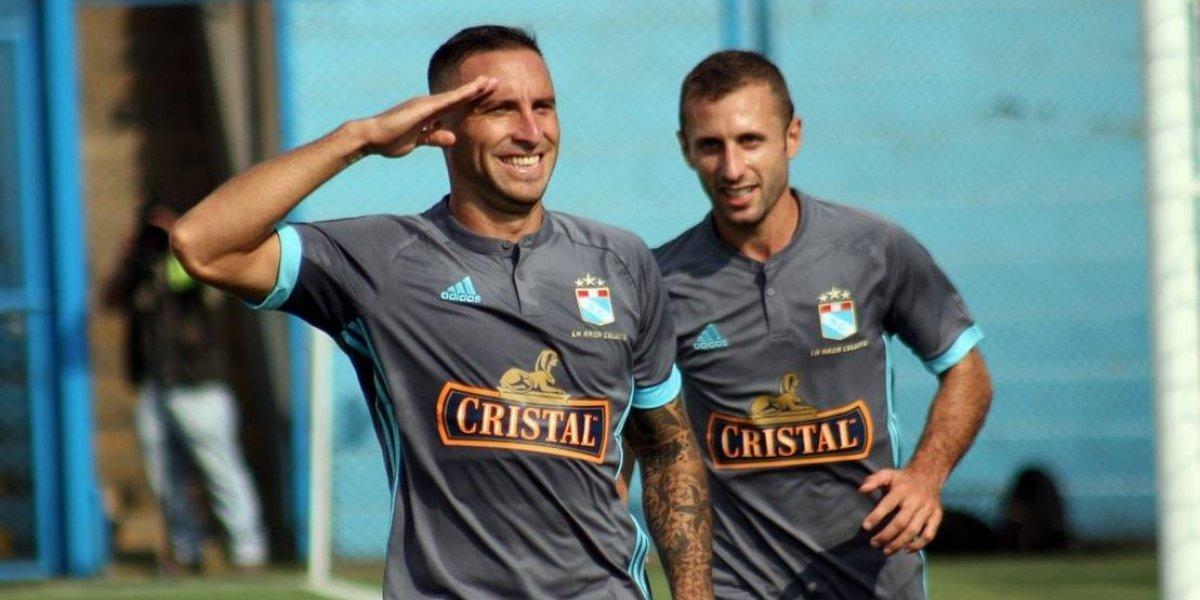 El Sporting Cristal de Mario Salas lava sus heridas pasándole por encima a su escolta en Perú