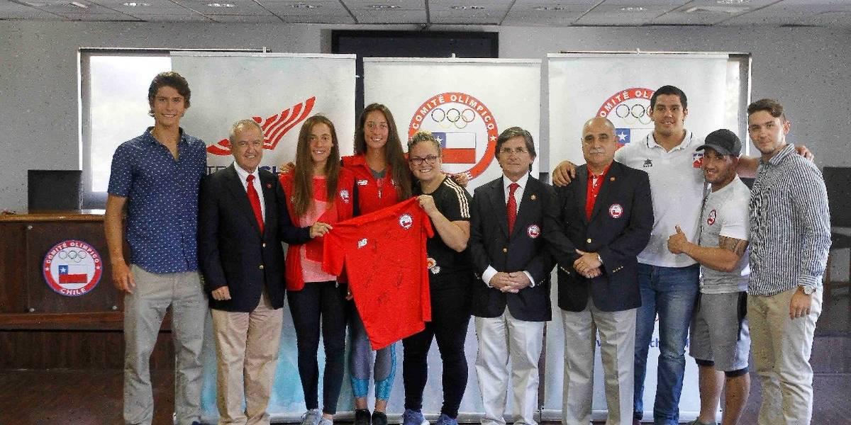 Jarry, Méndez, Valdés y más: Los 11 deportistas chilenos que ganaron la beca Tokio 2020 del COI