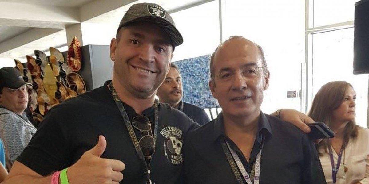 EPrix México presume asistencia Felipe Calderón