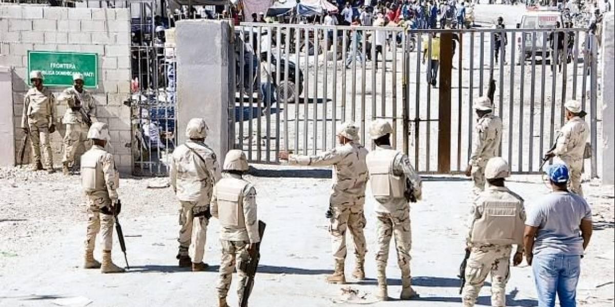 Ex jefe de las FFAA propone alambrar frontera para frenar flujo de haitianos a RD