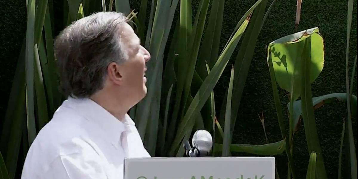 Interrumpen discurso de José Antonio Meade en Naucalpan