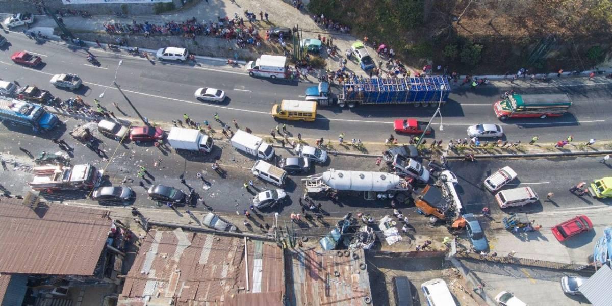 La propuesta preventiva de Neto Bran tras accidente en ruta Interamericana