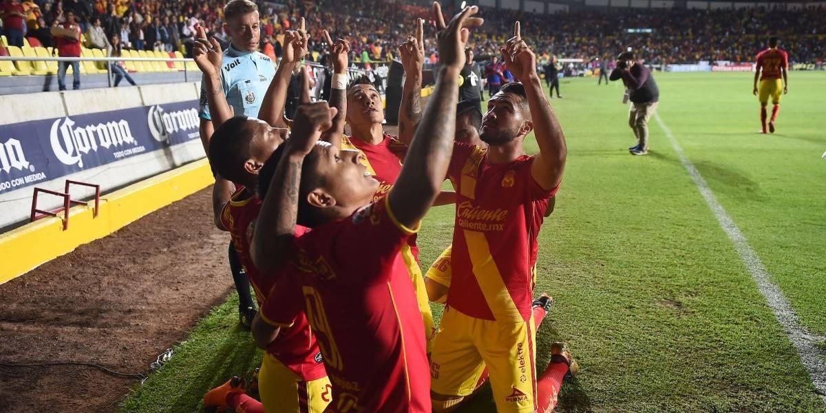 VIDEO: En Morelia cayó el mejor gol en lo que va del Clausura 2018