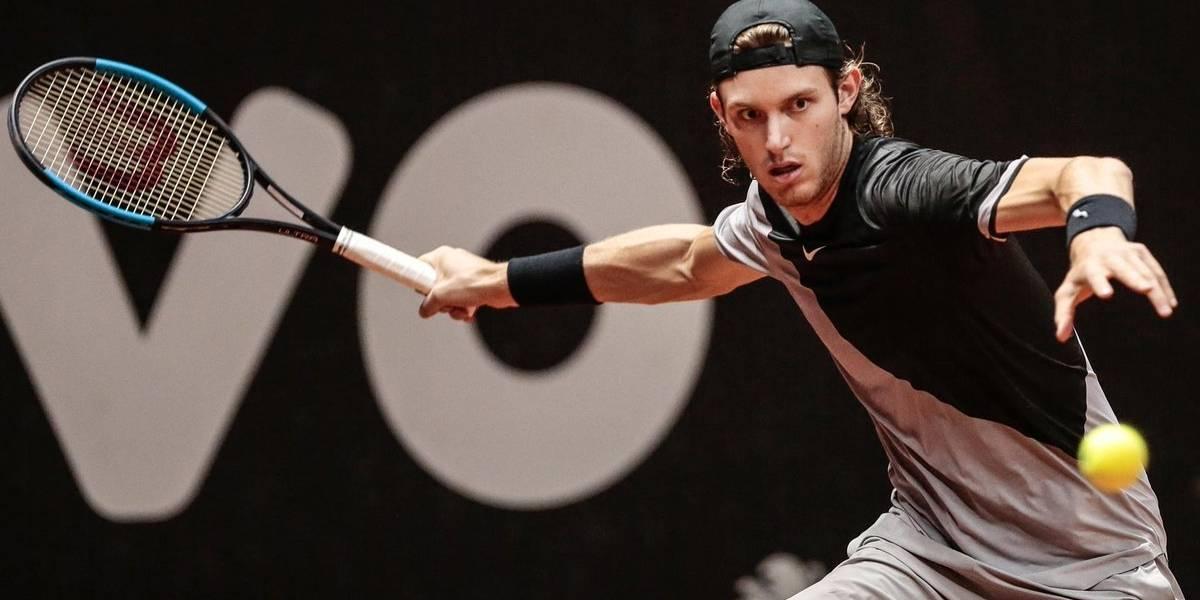 Alturas insospechadas: Jarry rompe límites y empata marcas de Fernando González en la ATP