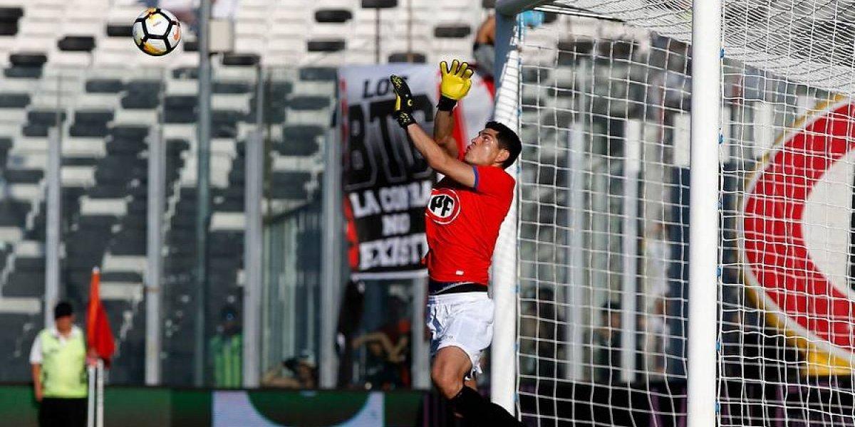 """""""Nos vamos con bronca"""": la queja de Carlos Lampe por el arbitraje en el Monumental"""