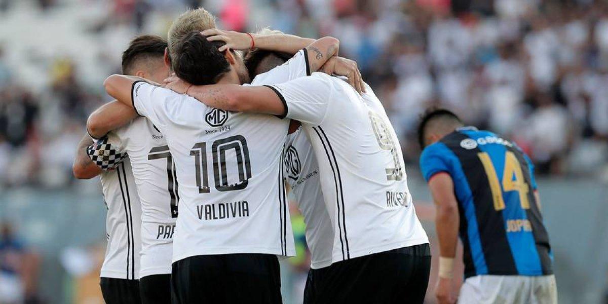Colo Colo tomó aire con una trabajada victoria ante Huachipato gracias a Octavio Rivero