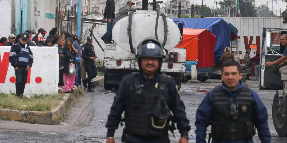Se avecina la peor crisis de agua en CDMX; 'secuestran' 60 mil tomas