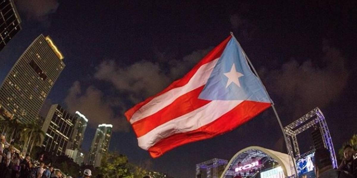 Julián reafirma su orgullo de ser puertorriqueño
