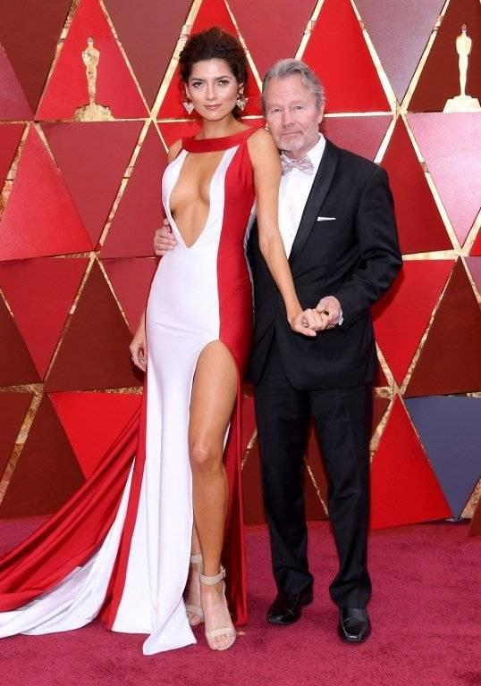 Blanca Blanco, Oscar 2018 Foto: AFP