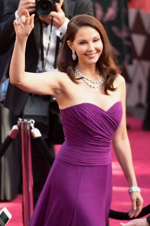 Ashley Judd Fotos: AFP