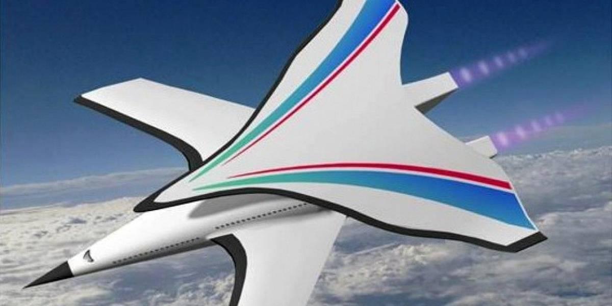 O ambicioso plano chinês de construir um avião hipersônico