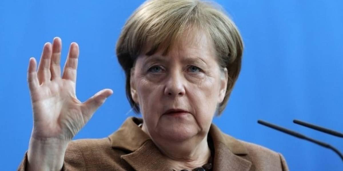 Ángela Merkel da negativo a coronavirus