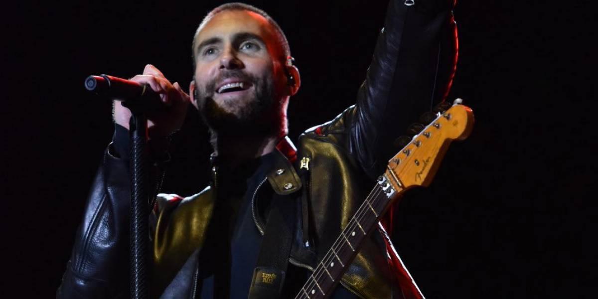 Así fue el concierto de Maroon 5 en Guatemala