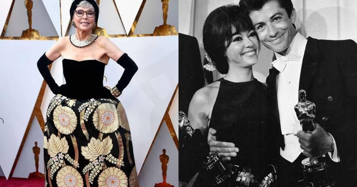 Rita Moreno 1962 2018