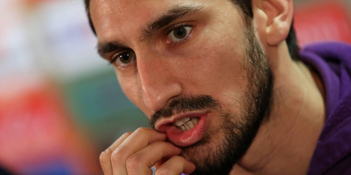 Capitão da Fiorentina é encontrado morto; rodada é adiada