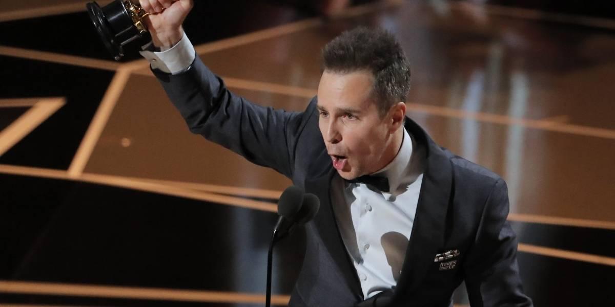 Oscar 2018: Sam Rockwell ganha como Melhor Ator Coadjuvante
