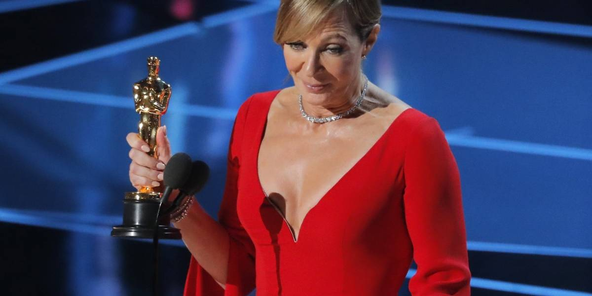 Oscar 2018: Allison Janney é premiada como Melhor Atriz Coadjuvante