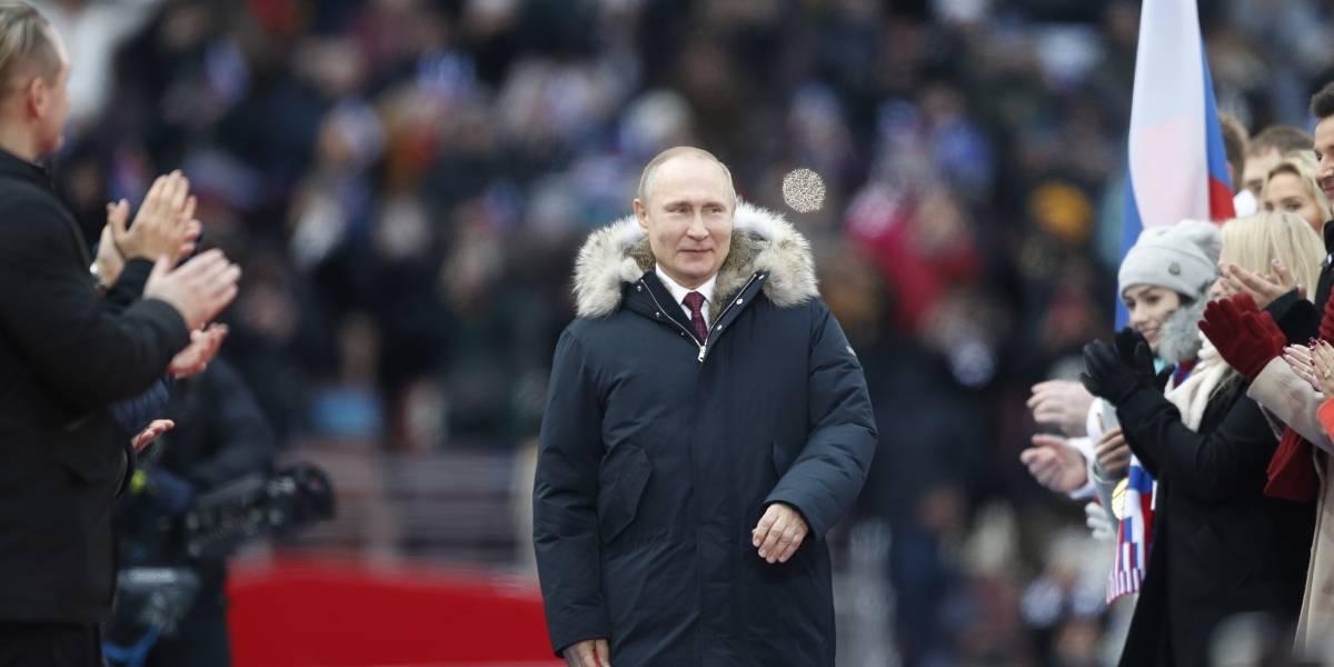 Rusia nunca extraditará a sus ciudadanos a EU: Putin