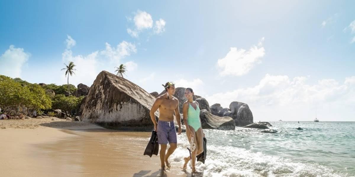 BVI, el paraíso perfecto para el island hopping