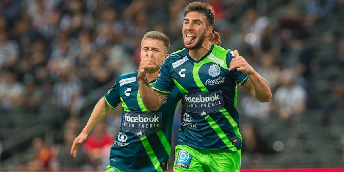 ¡Lo hace de nuevo! Puebla se burla de Tigres y Monterrey
