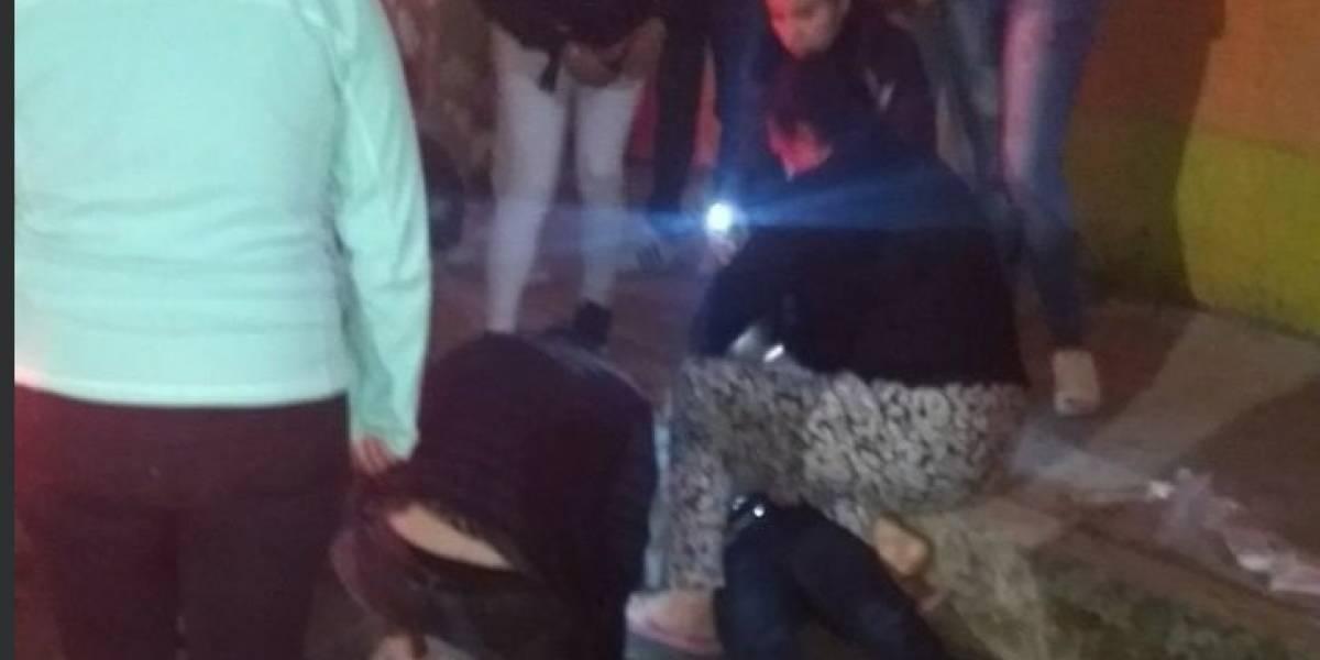 Mueren dos personas tras balacera en Pedregal de Santo Domingo