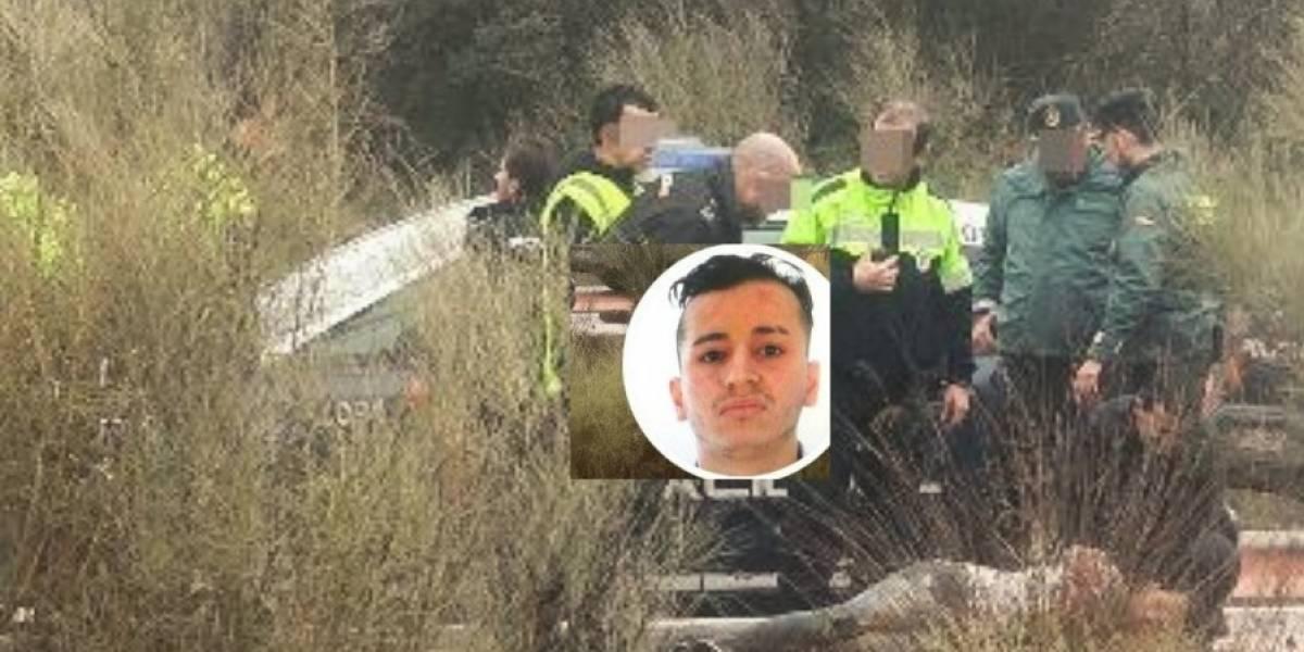 Investigan muerte colombiano abatido por Policía en España