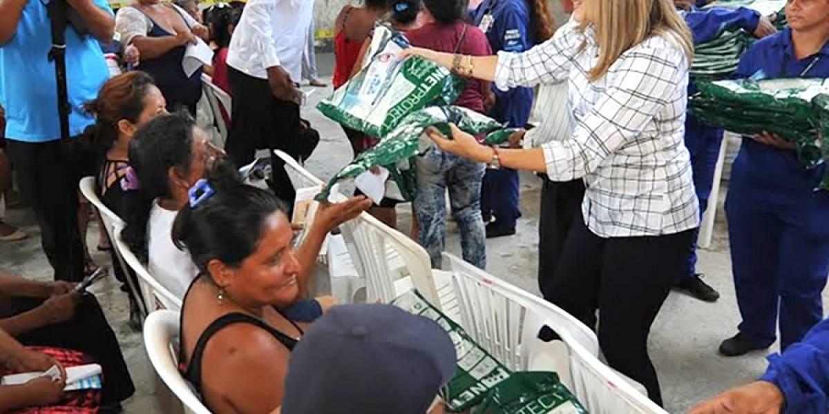 5 938 toldos mosquiteros para sectores urbanos de Guayaquil
