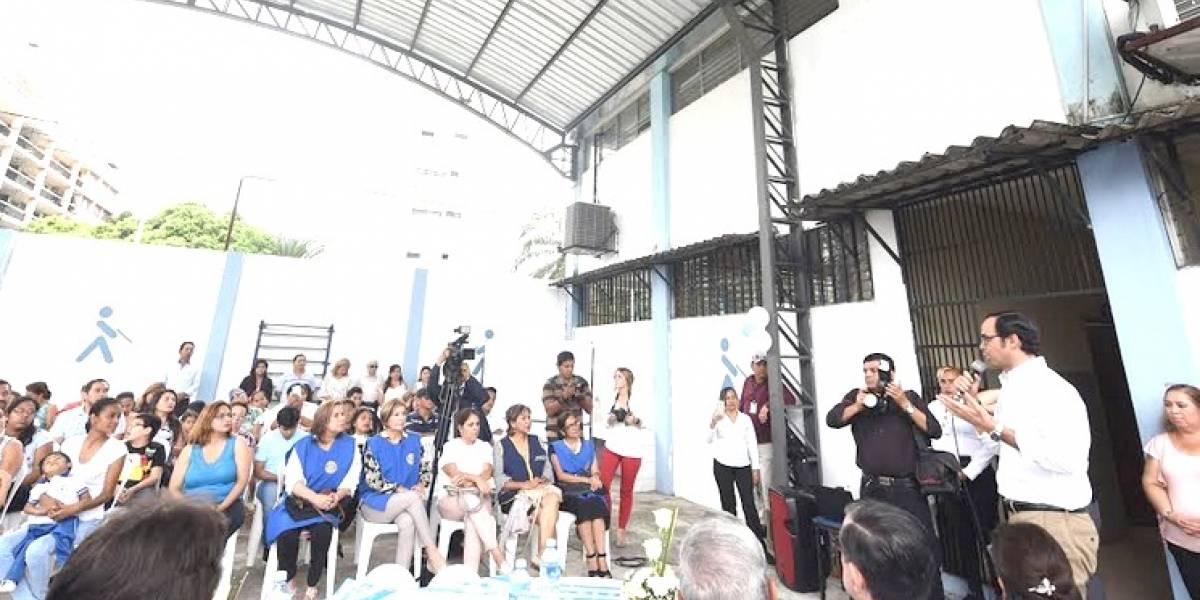 """Obras para centro de Discapacidad Visual """"4 de Enero"""""""