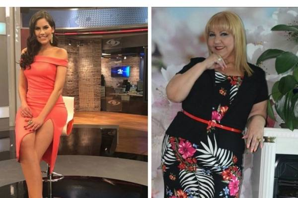 Linda Palma - Gorda Fabiola