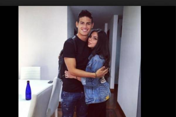 Hermana de James Rodríguez