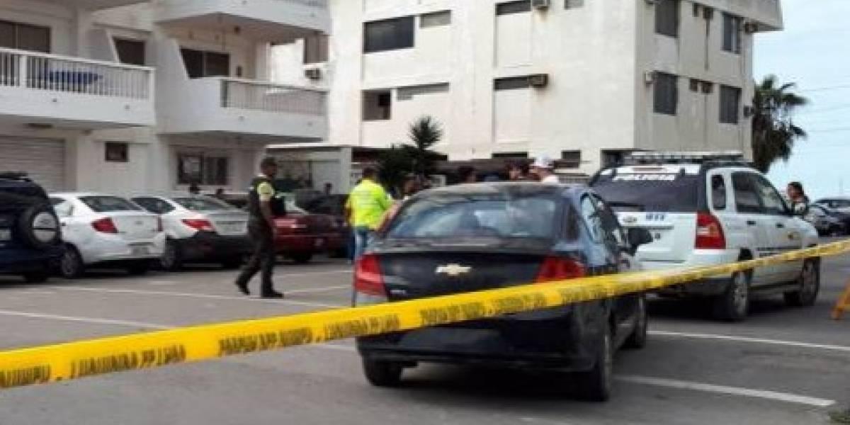 Dos heridos por disparos en Chipipe, Salinas