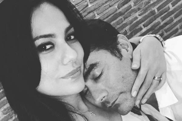 Mauro y su ex