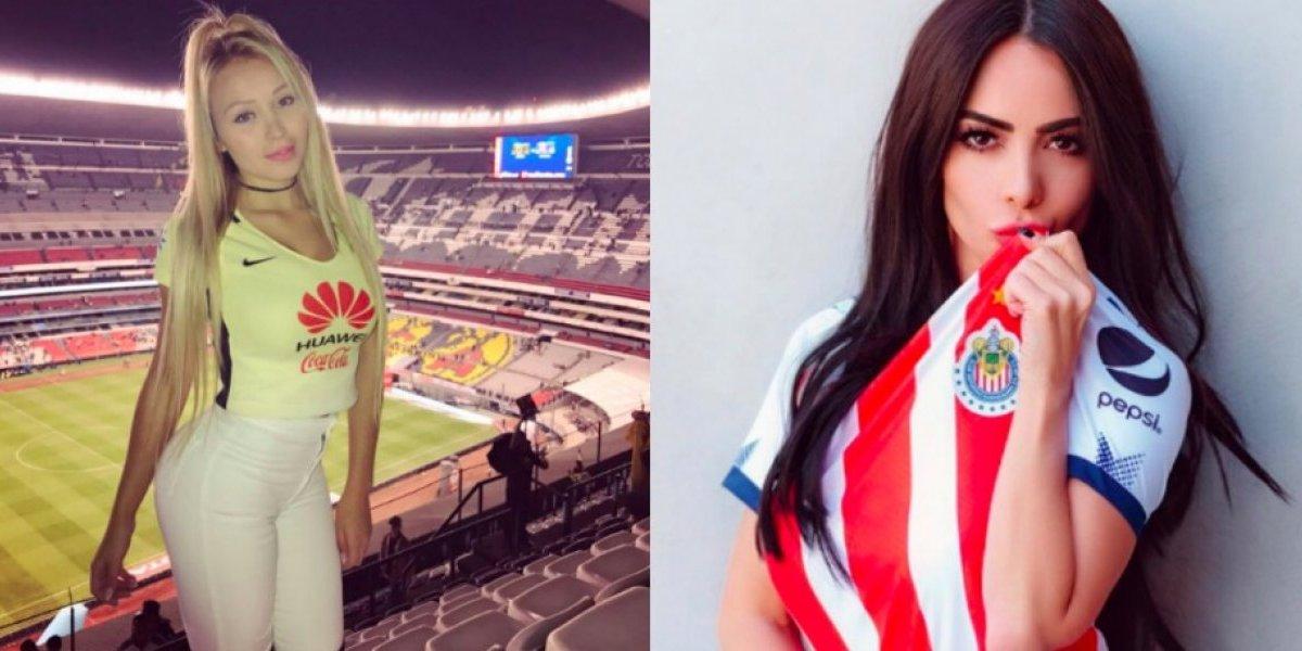 Daniella Chávez reta a Jimena Sánchez a no usar Photoshop en fotografía