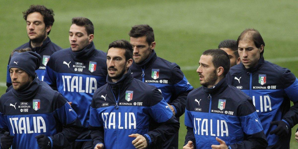 Muerte del capitán de la Fiorentina enluta al fútbol italiano y mundial