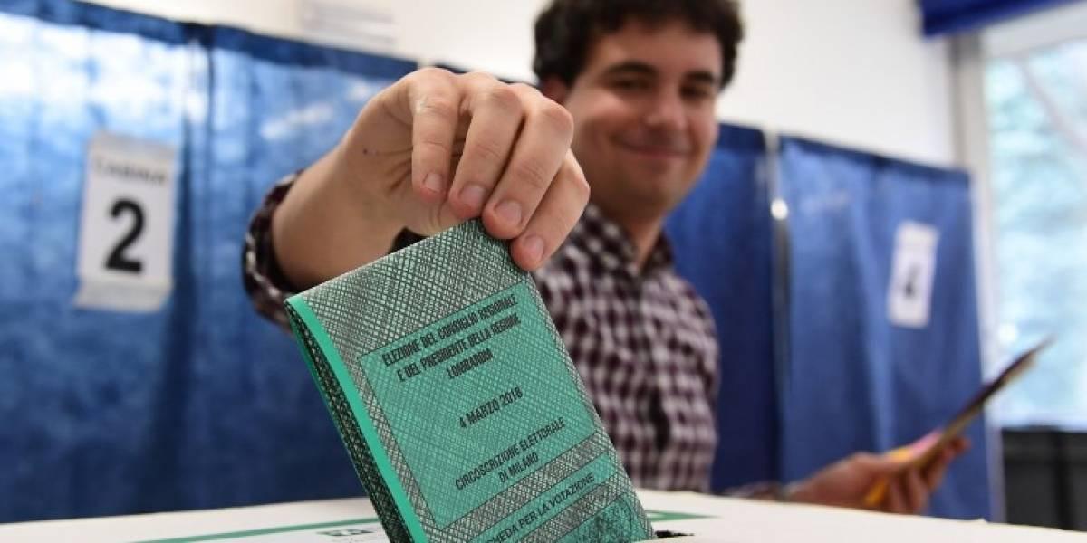 Italia vota entre un giro a la derecha y el riesgo de parálisis
