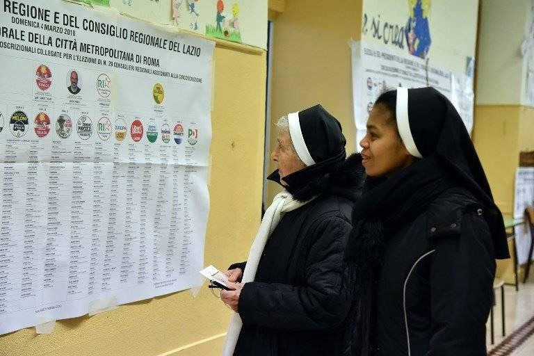 Elecciones legislativas en Italia