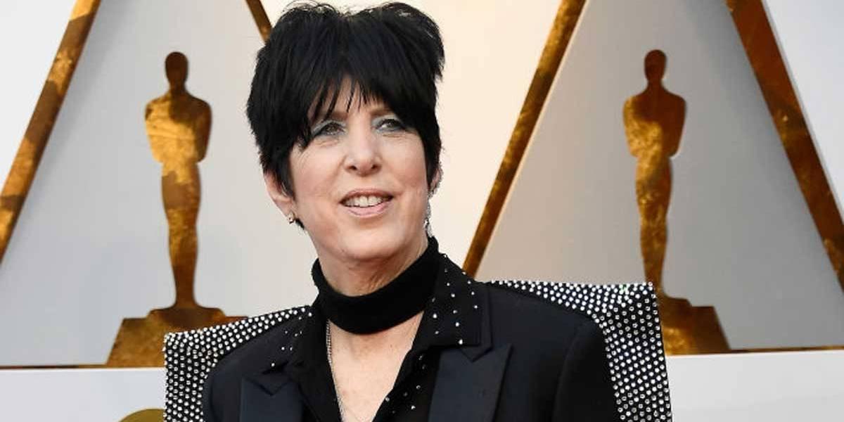 Oscar 2018: Diane Warren é a primeira a 'causar' com figurino no Tapete Vermelho