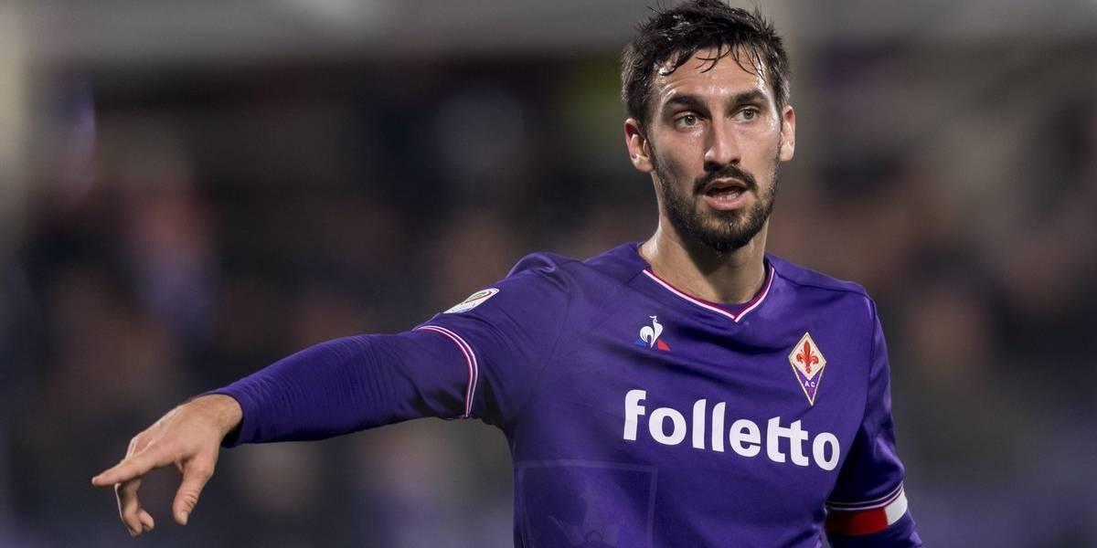 Encuentran muerto en un hotel al capitán del Fiorentina