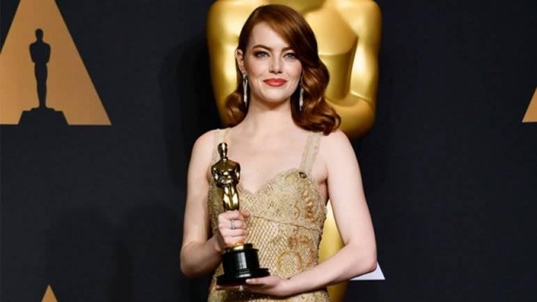 Emma Stone, Oscar 2017