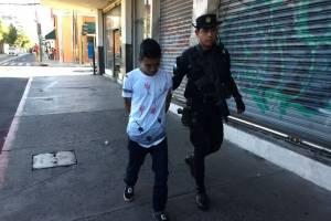 Escondía marihuana entre un osito de peluche Winnie Pooh Carlos Raúl Díaz Meléndez