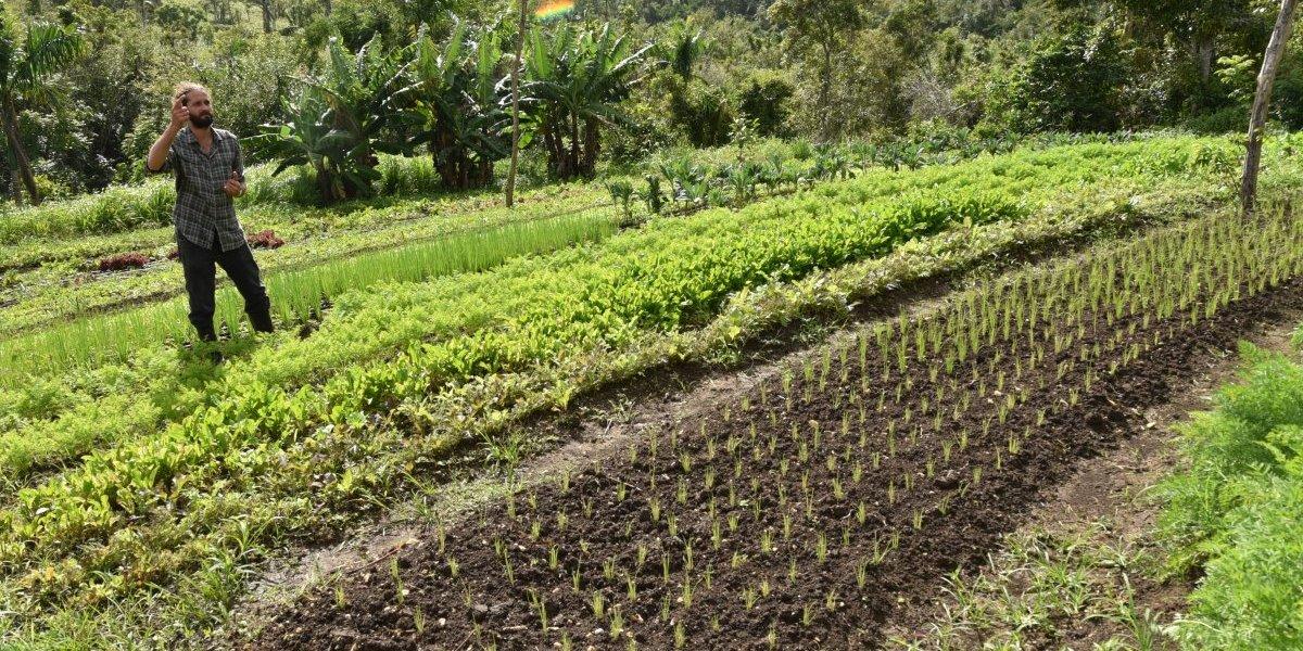 Capacitan a agricultores para enfrentar cambios climáticos extremos