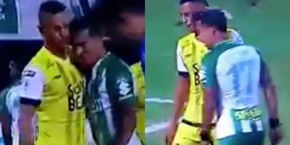 Dayro Moreno, sobre su posible sanción: